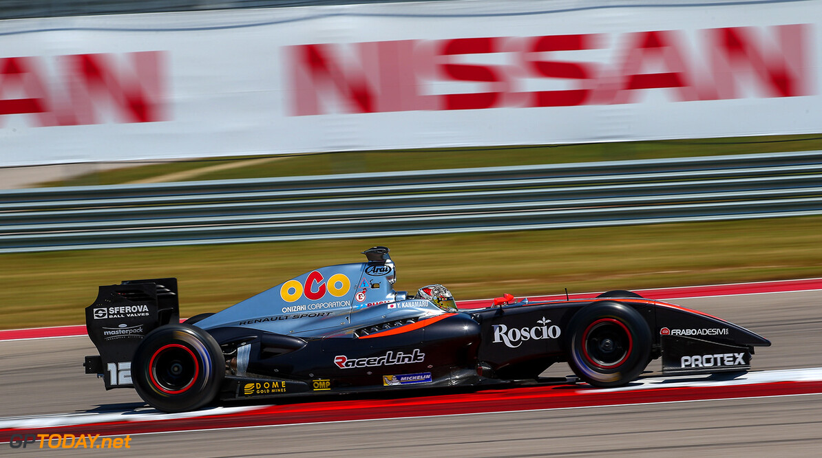 AUSTIN (USA), September 14-16 2017: Eighth round of the World Series Formula V8 3.5 at Circuit of the Americas. Yu Kanamaru #12 RP Motorsport. (C) 2017 Sebastiaan Rozendaal / Dutch Photo Agency COTA RACING FORMULA V8 2017 Sebastiaan Rozendaal AUSTIN