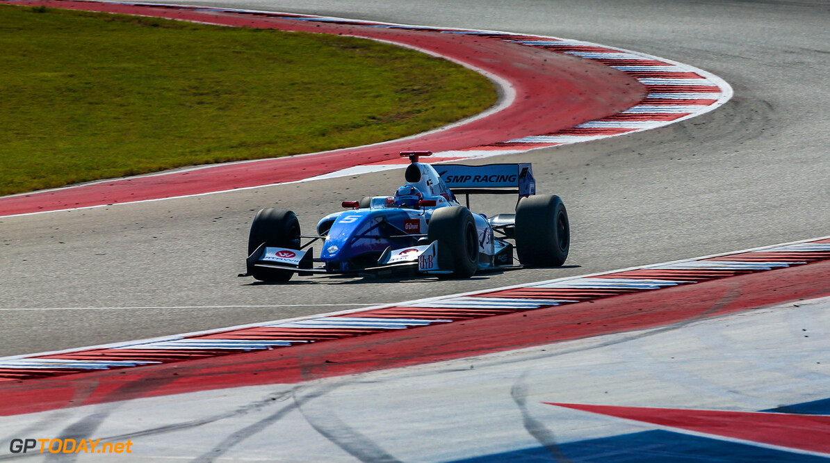 AUSTIN (USA), September 14-16 2017: Eighth round of the World Series Formula V8 3.5 at Circuit of the Americas. Egor Orudzhev #05 SMP Racing by AVF. (C) 2017 Sebastiaan Rozendaal / Dutch Photo Agency COTA RACING FORMULA V8 2017 Sebastiaan Rozendaal AUSTIN