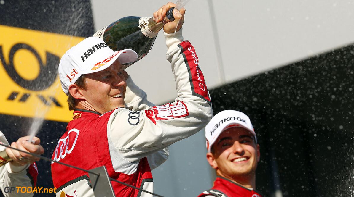 Audi stelt Ekström in de gelegenheid afscheid te nemen