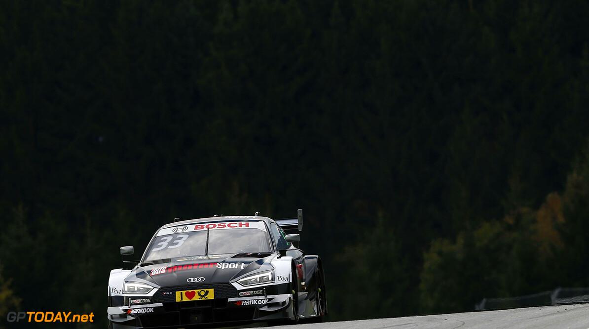 DTM race in Spielberg #33 Ren? Rast, Audi RS5 DTM Motorsports: DTM race in Spielberg HZ Spielberg Austria  Motorsport Sport DTM ?sterreich