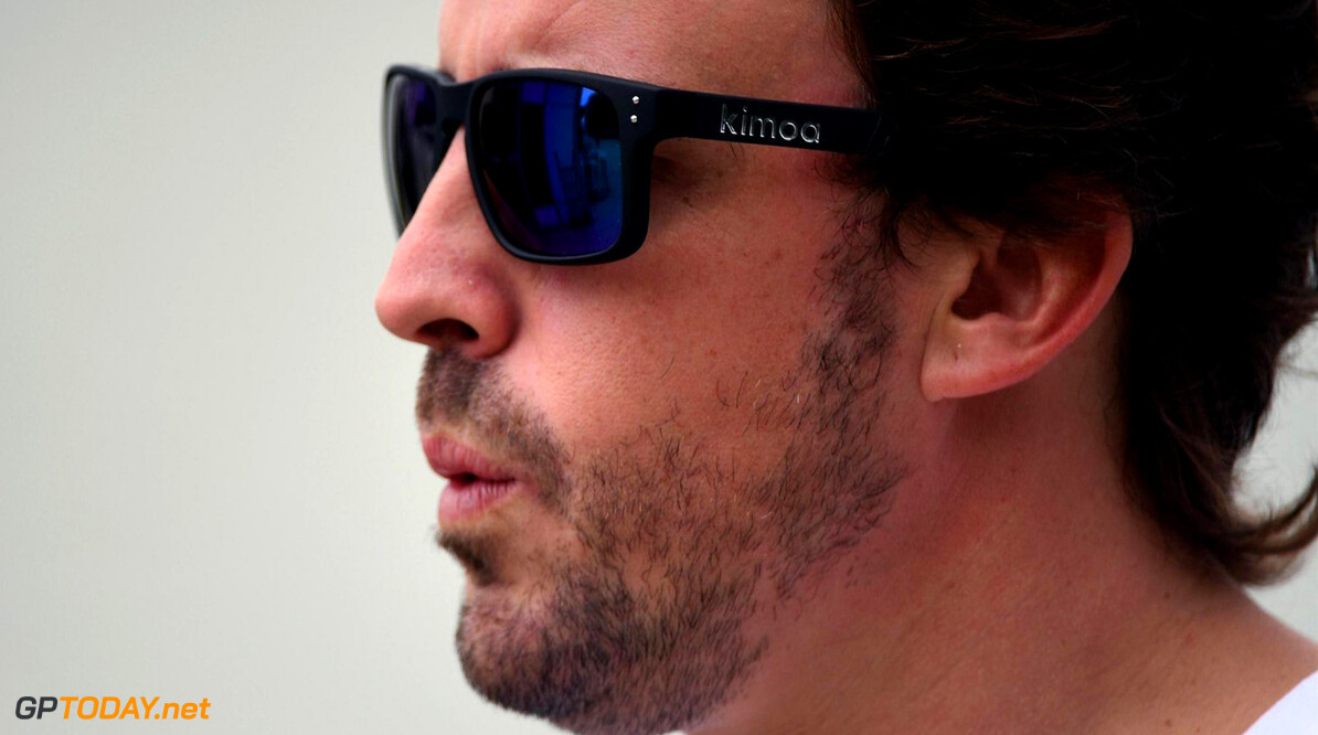 Alonso to stay at McLaren for the 2018 season