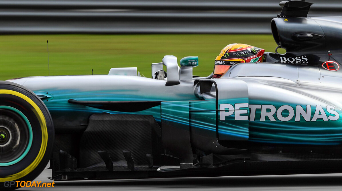FP2: Hamilton remains on top as Red Bull look to challenge