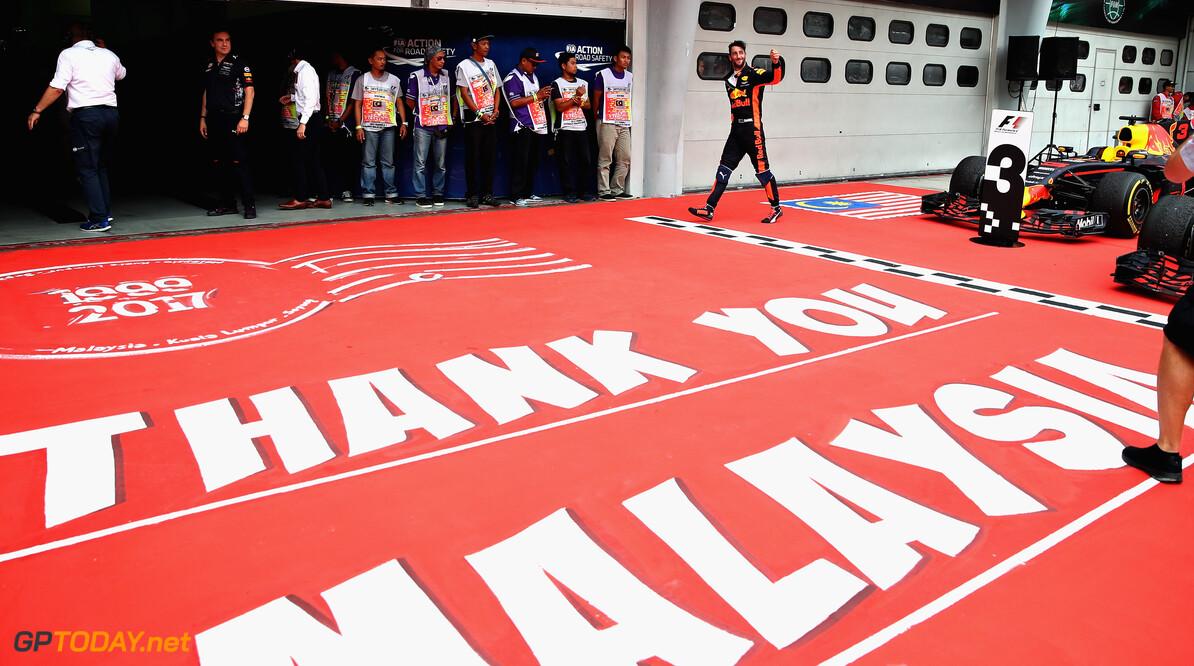 Formule 1 kan terugkeren naar Maleisië in 2022