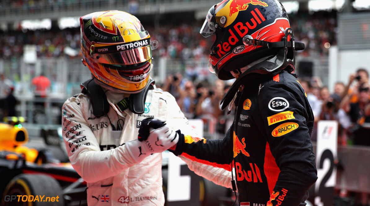 Verstappen took an extra risk overtaking Hamilton