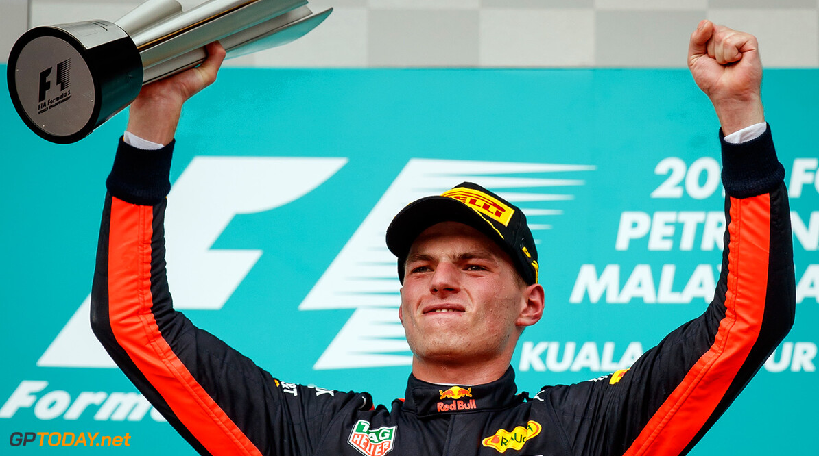 Documentaire Max Verstappen - Whatever it takes