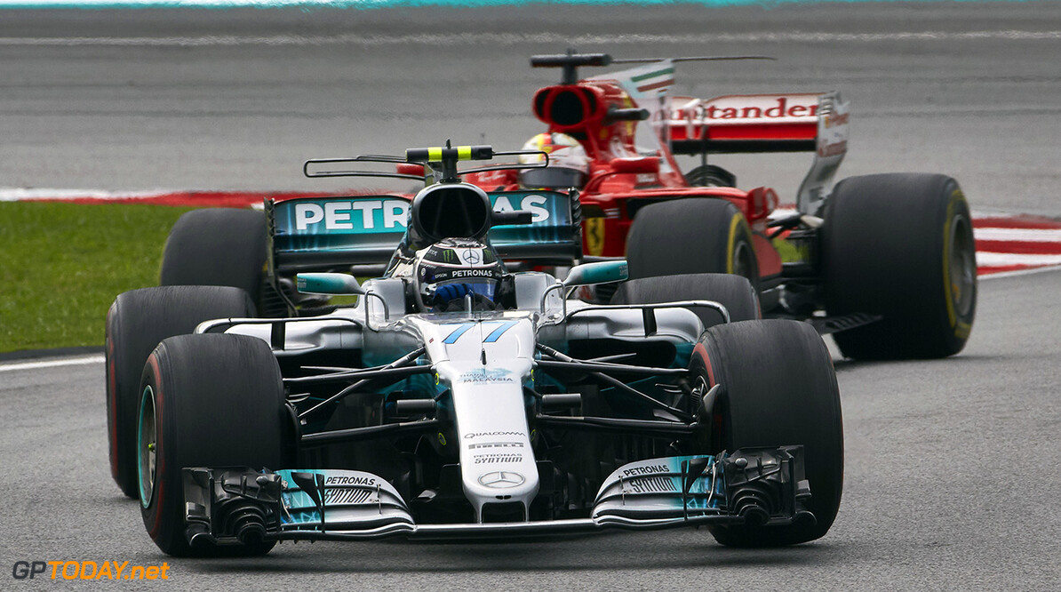Bottas not dwelling on disappointing Malaysia weekend