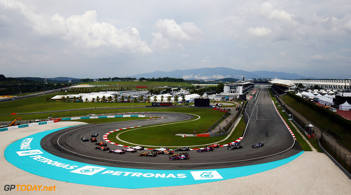 Malaysia may return on F1 calendar in the future