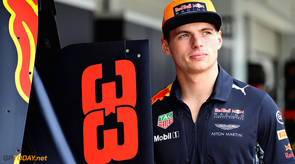 SUZUKA, JAPAN - OCTOBER 05:  Max Verstappen of Netherlands and Red Bull Racing looks on in the Pitlane during previews ahead of the Formula One Grand Prix of Japan at Suzuka Circuit on October 5, 2017 in Suzuka.  (Photo by Mark Thompson/Getty Images) // Getty Images / Red Bull Content Pool  // P-20171005-00081 // Usage for editorial use only // Please go to www.redbullcontentpool.com for further information. //  F1 Grand Prix of Japan - Previews Mark Thompson Suzuka Japan  P-20171005-00081