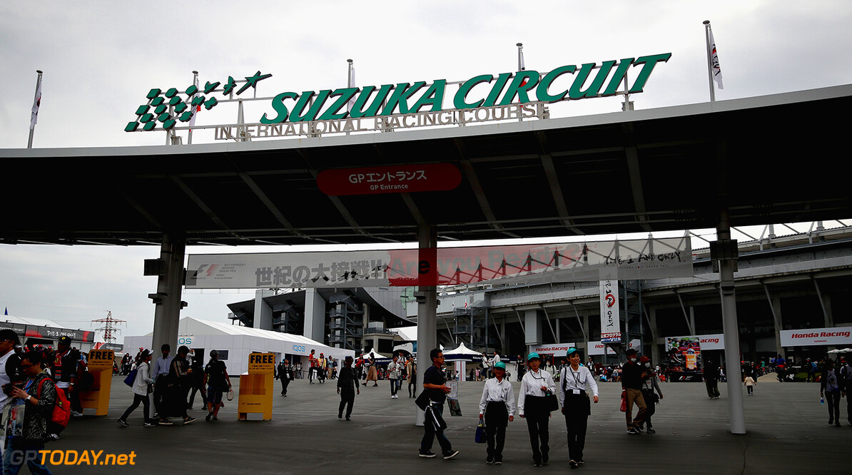 Weather forecast and timetable for the 2017 Japanese Grand Prix