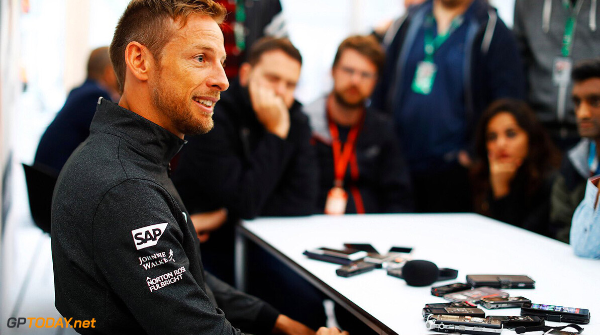 Button confirms full-time Super GT programme for 2018