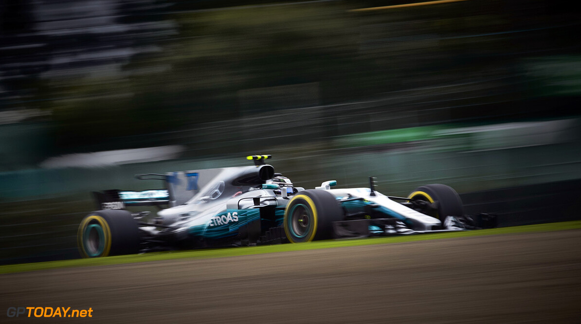 FP3: Bottas fastest as Mercedes look immense heading into qualifying