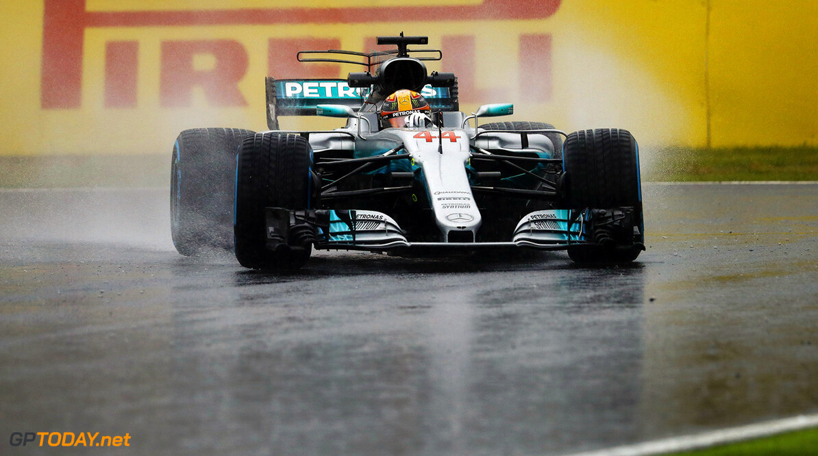 Hamilton not going to play it safe in the remaining races