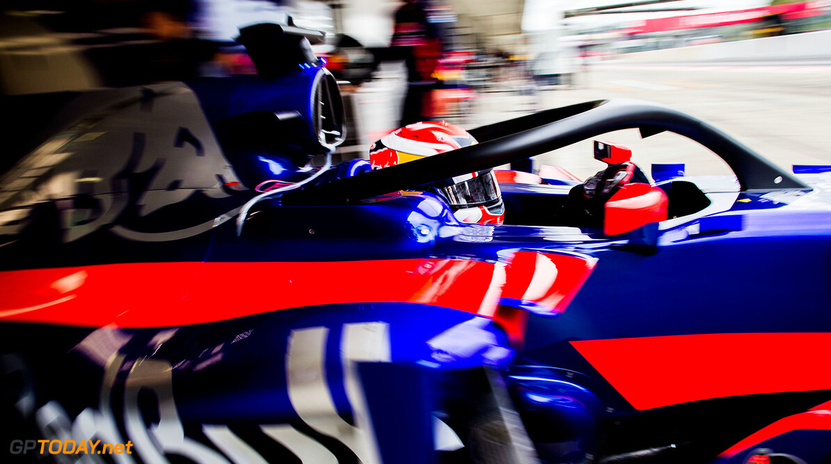 SUZUKA, JAPAN - OCTOBER 06:  Pierre Gasly of Scuderia Toro Rosso and France  during practice for the Formula One Grand Prix of Japan at Suzuka Circuit on October 6, 2017 in Suzuka.  (Photo by Peter Fox/Getty Images) // Getty Images / Red Bull Content Pool  // P-20171006-00602 // Usage for editorial use only // Please go to www.redbullcontentpool.com for further information. //  F1 Grand Prix of Japan - Practice Peter Fox Suzuka Japan  P-20171006-00602