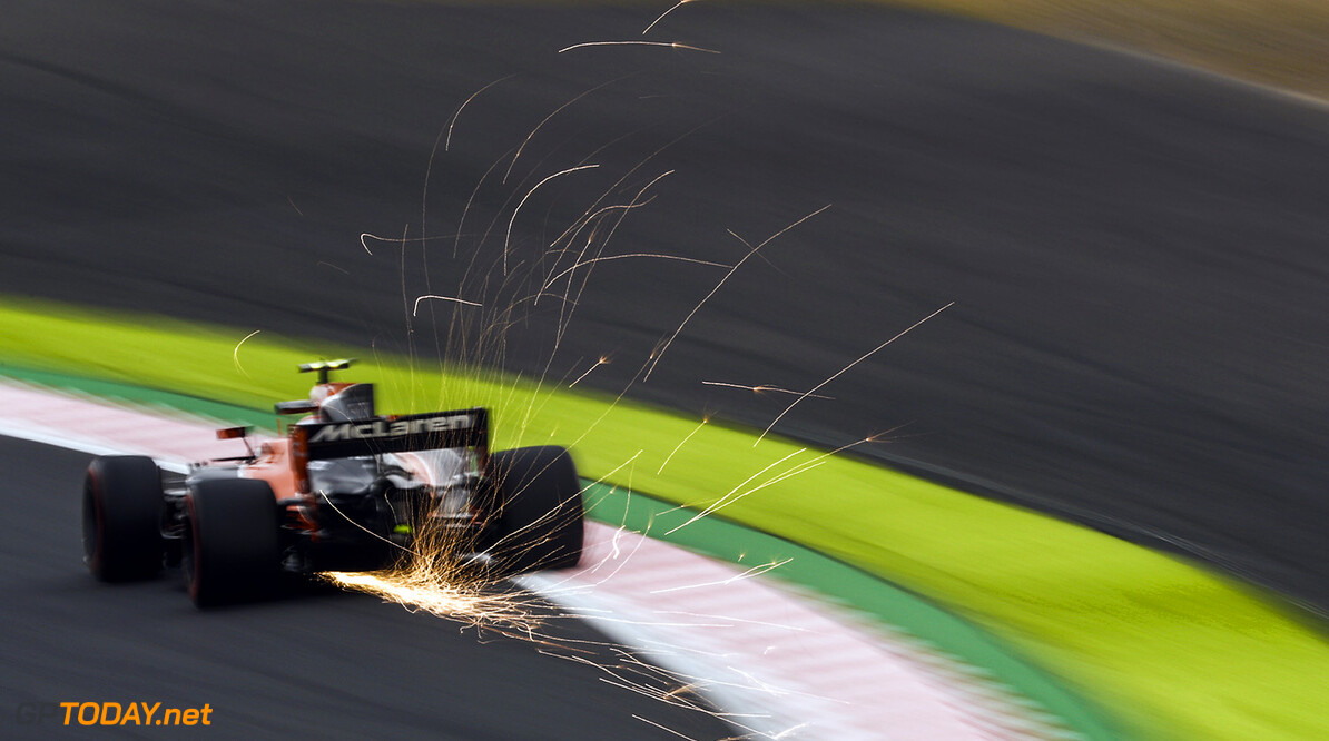 Suzuka Circuit, Japan. Friday 6 October 2017. Photo: Glenn Dunbar/McLaren ref: Digital Image _X4I5241  Glenn Dunbar    f1 formula 1 formula one gp grand prix