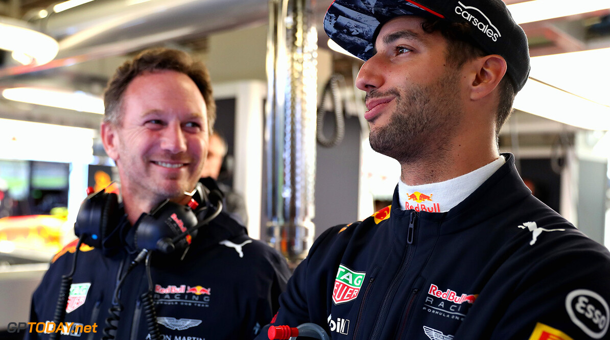 Red Bull wants to keep Daniel Ricciardo until 2020