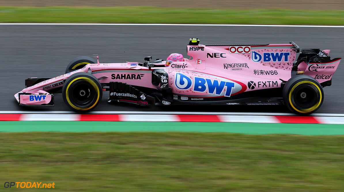 "Ocon aiming for ""big points"" at Japanese GP"