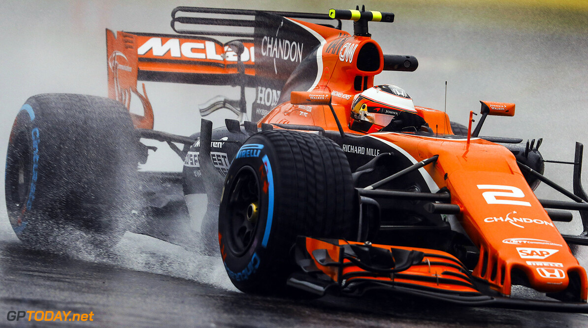 McLaren hoping to make the best of the weekend