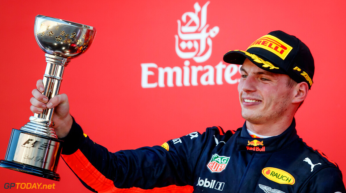 Verstappen wins Personality of the Year for third consecutive time