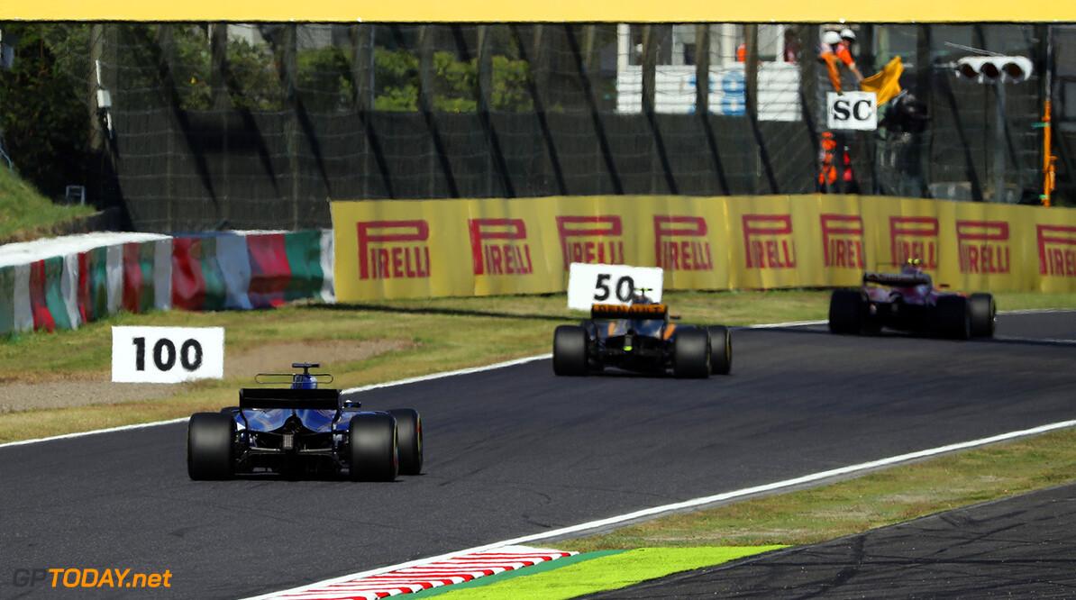 Japanese GP Race 08/10/17 Marcus Ericsson (SWE) Sauber F1 Team.  Suzuka Circuit.  Japanese GP Race 08/10/17 Jad Sherif Suzuka Japan  F1 Formula 1 One 2017 action Ericsson Sauber