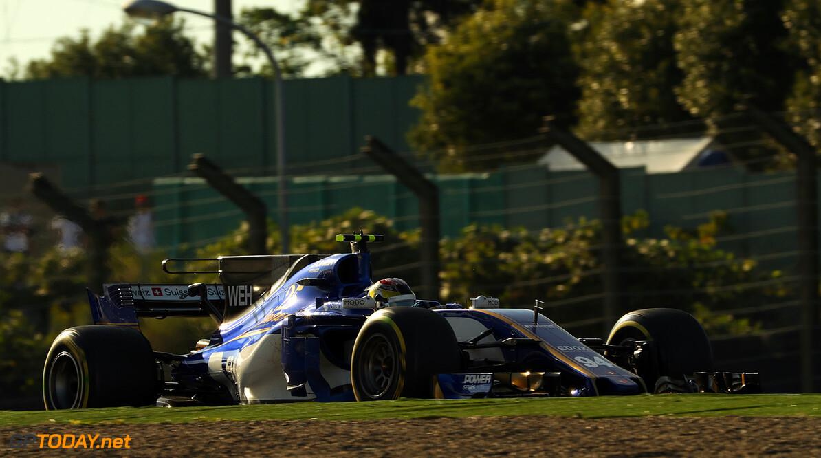 Japanese GP Race 08/10/17 Pascal Wehrlein (D), Sauber F1 Team.  Suzuka Circuit.  Japanese GP Race 08/10/17 Jad Sherif Suzuka Japan  F1 Formula 1 One 2017 Action Wehrlein Sauber