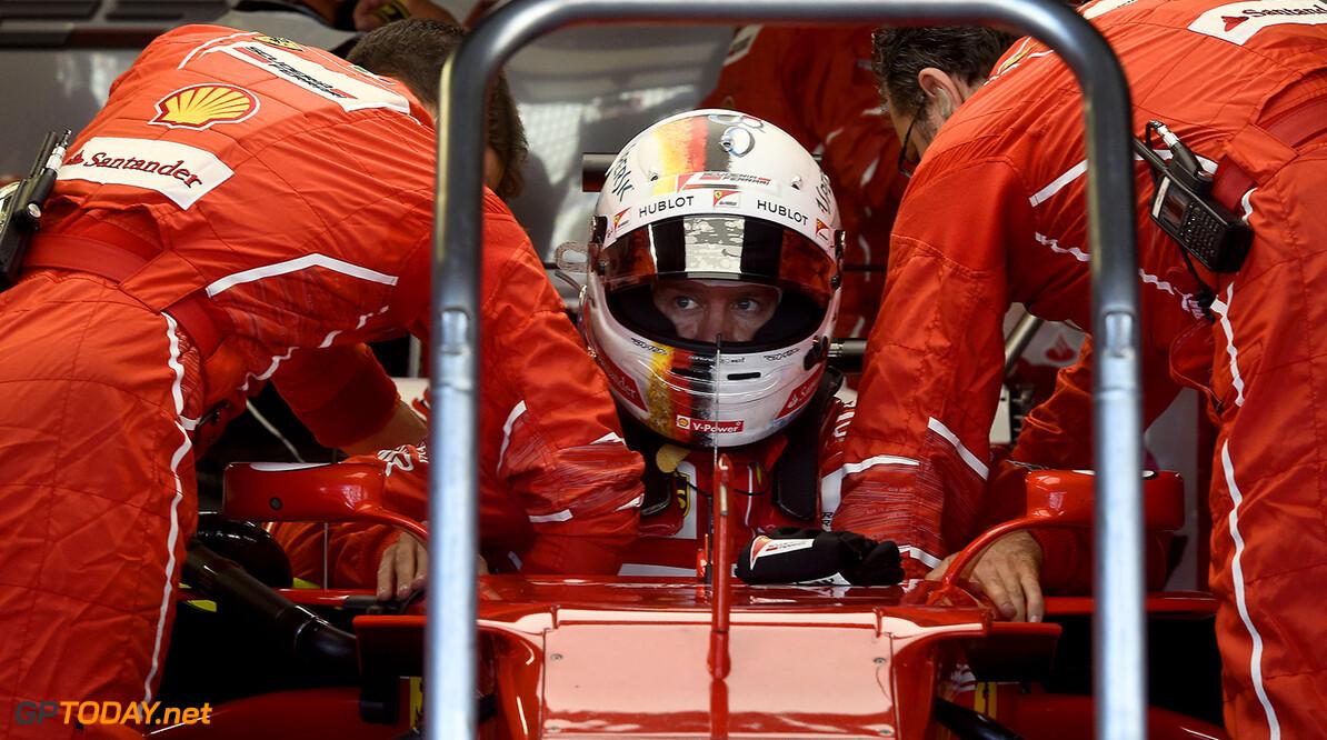 Ferrari president still believes in Vettel title