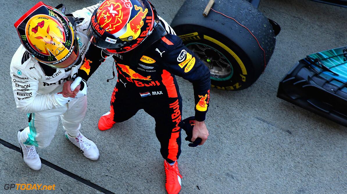 Hamilton verwacht Verstappen als titelkandidaat in 2018