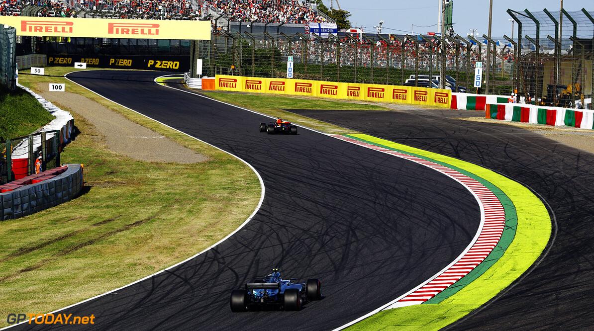 Suzuka Circuit, Japan. Sunday 08 October 2017. World Copyright: Steven Tee/LAT Images  ref: Digital Image _O3I0612  Steven Tee    f1 formula 1 formula one gp