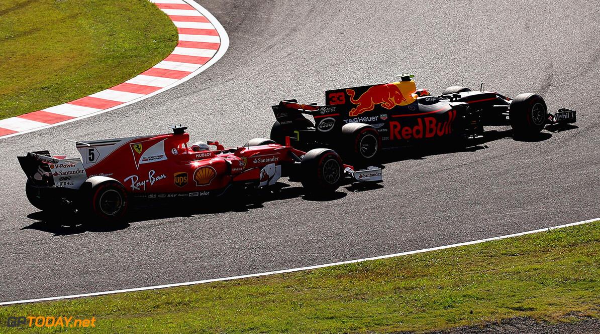 """Van der Garde: """"Verstappen beter in duels dan Vettel"""""""