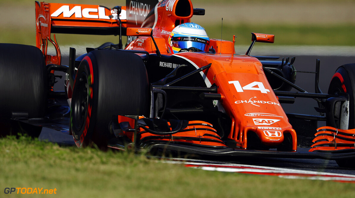 """Alonso expecting """"a really good atmosphere"""" at Austin"""