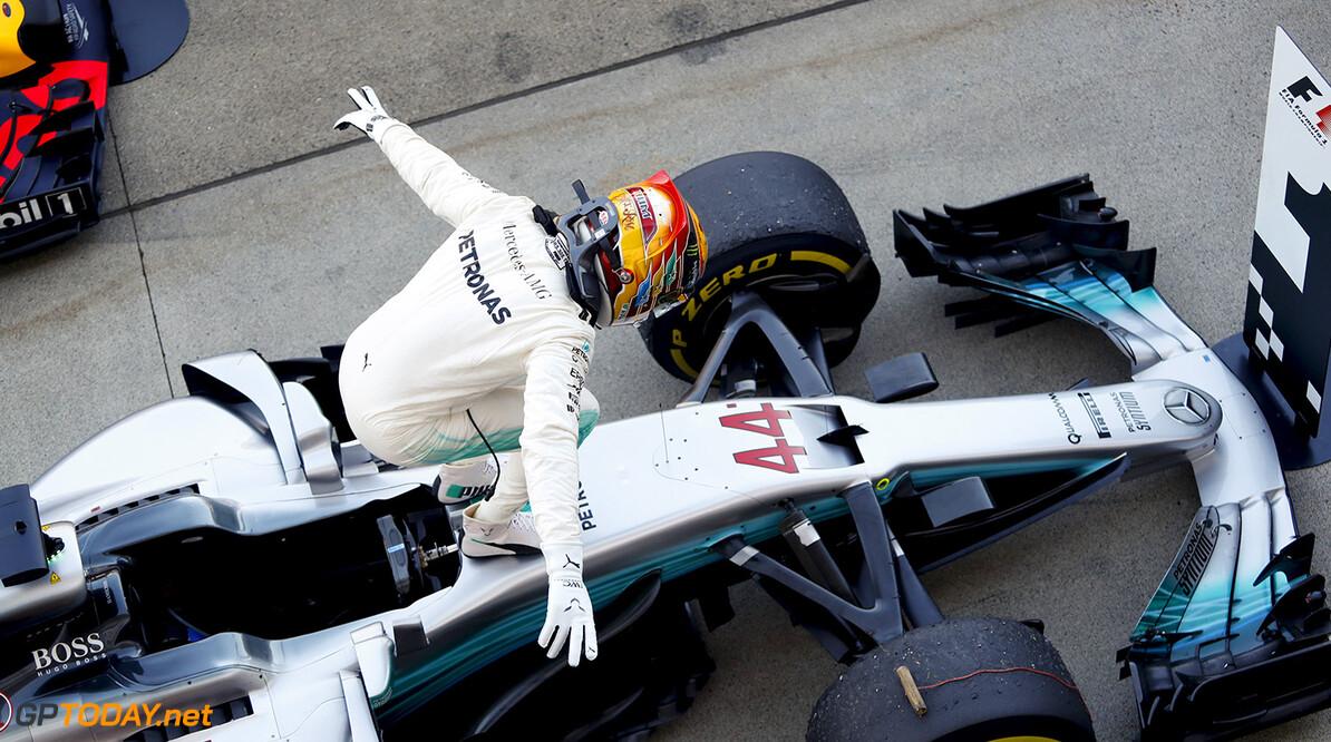 """Massa: """"Hamilton on Schumacher and Senna's level"""""""