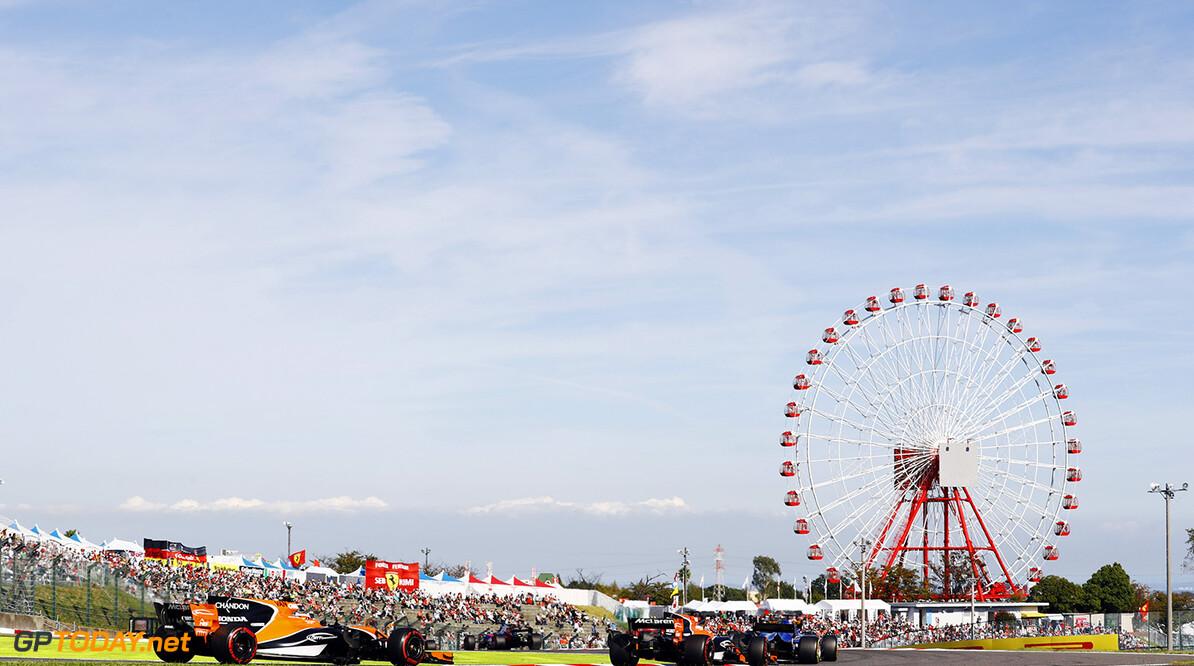 Suzuka Circuit, Japan. Sunday 08 October 2017. World Copyright: Steven Tee/LAT Images  ref: Digital Image _O3I0262  Steven Tee    f1 formula 1 formula one gp