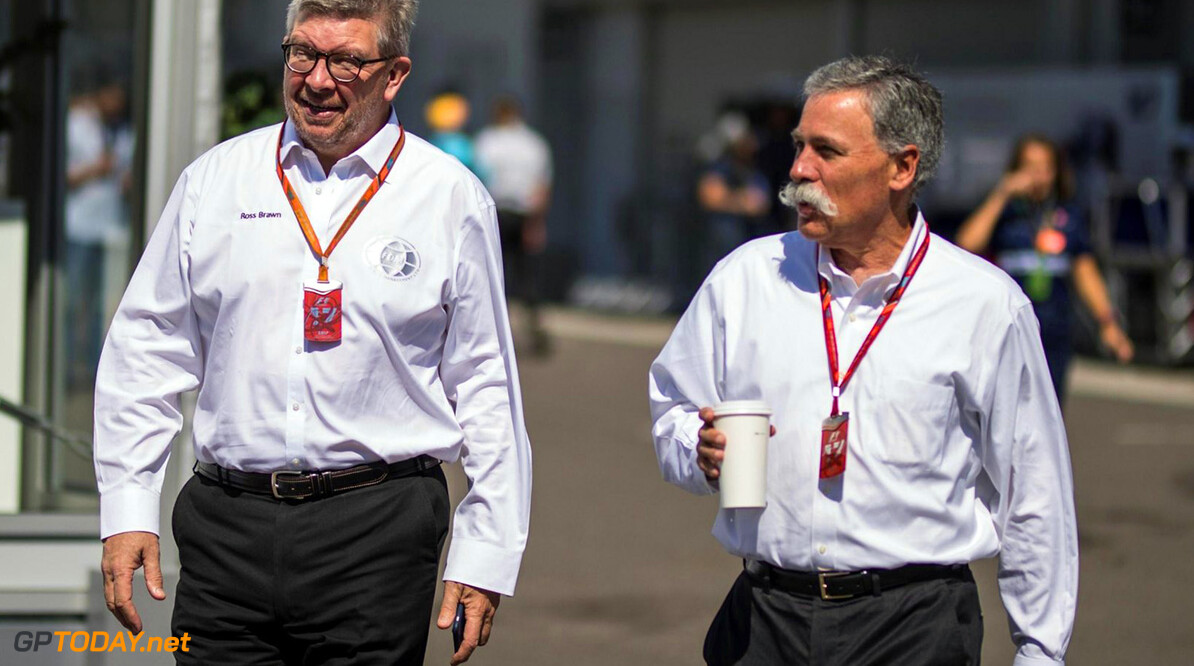 Ross Brawn admits F1 cars must lose weight