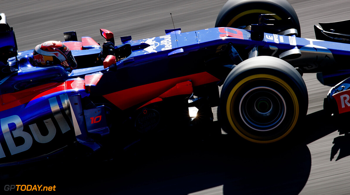 SUZUKA, JAPAN - OCTOBER 08:  Pierre Gasly of France and Scuderia Toro Rosso drives in the (10) Scuderia Toro Rosso STR12 on track during the Formula One Grand Prix of Japan at Suzuka Circuit on October 8, 2017 in Suzuka.  (Photo by Lars Baron/Getty Images) // Getty Images / Red Bull Content Pool  // P-20171008-01000 // Usage for editorial use only // Please go to www.redbullcontentpool.com for further information. //  F1 Grand Prix of Japan  Suzuka Japan  P-20171008-01000