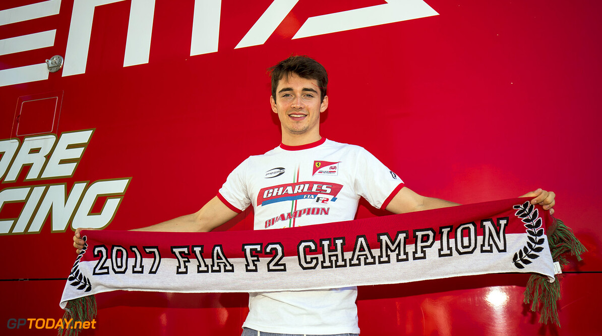 2017 FIA Formula 2 Round 10.