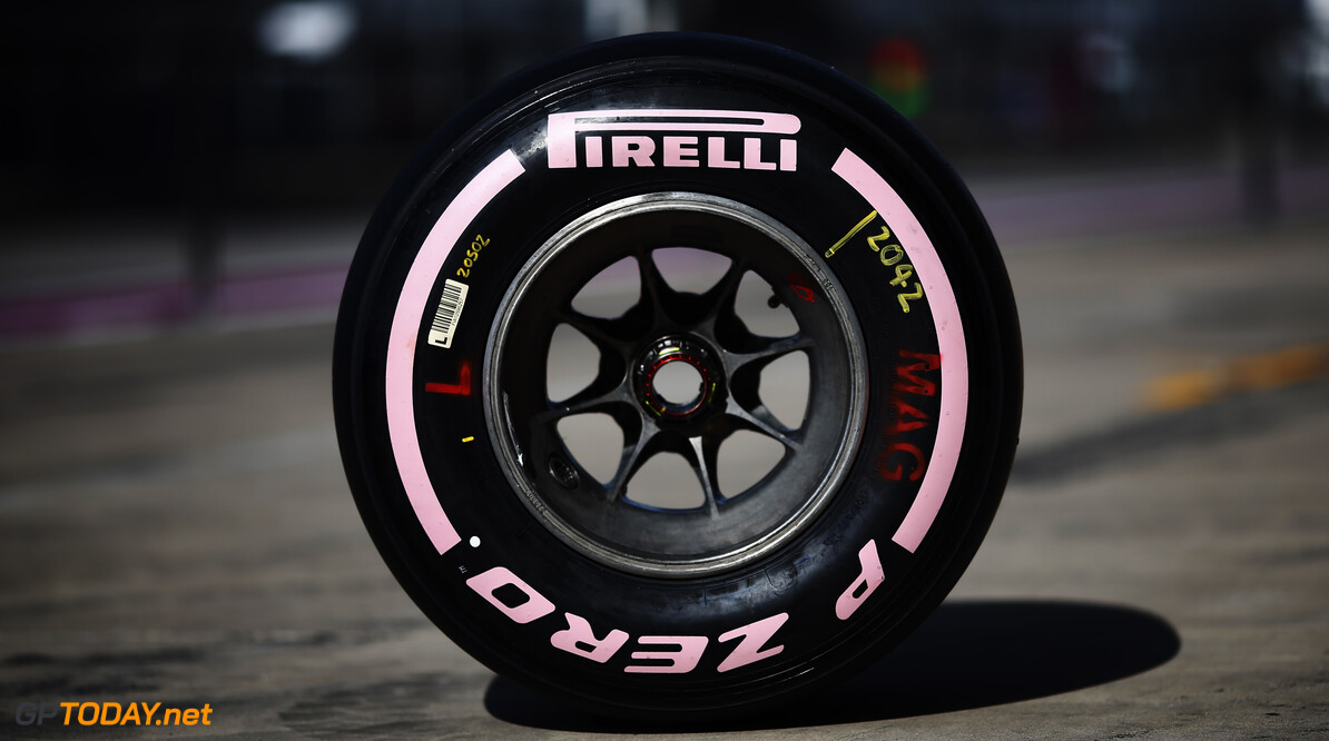 Pirelli planning to introduce sixth slick in 2018