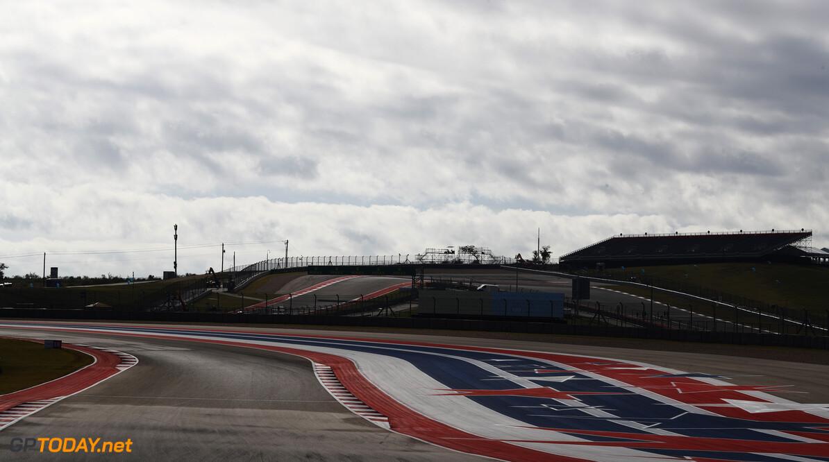 Circuit of the Americas, Austin, Texas, United States of America. Thursday 19 October 2017. World Copyright: Sam Bloxham/LAT Images  ref: Digital Image _J6I5909 f1 formula 1 formula one gp