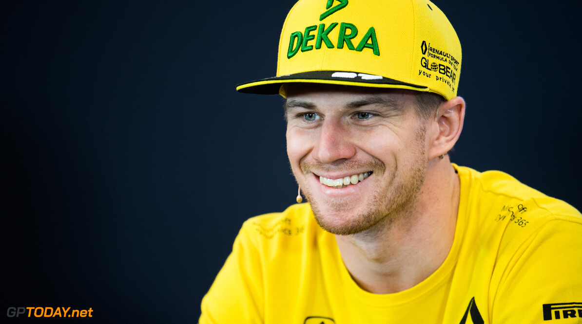 Nico Hulkenberg has 'no problem' with fast teammate