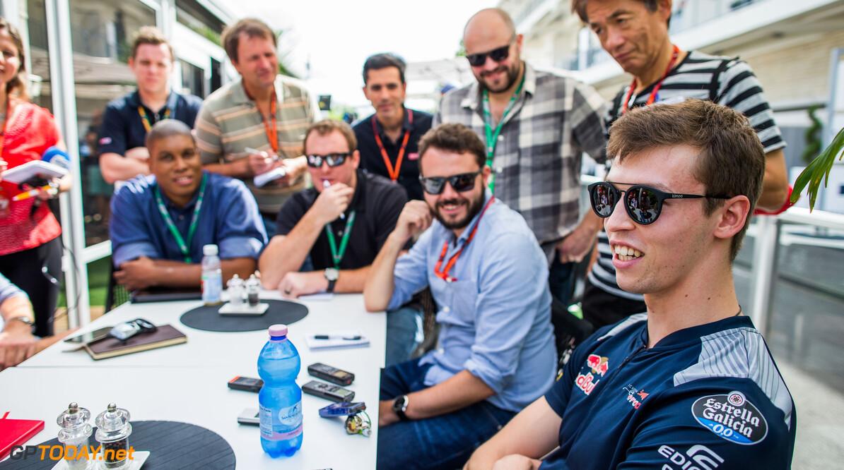 Williams taking Daniil Kvyat into consideration for 2018