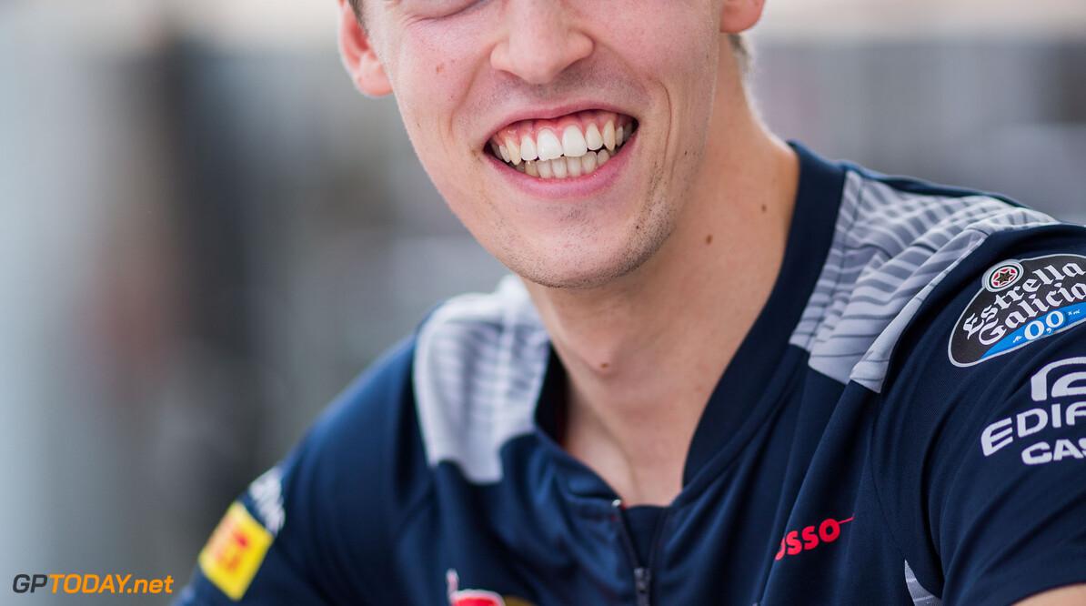 Daniil Kvyat joins Ferrari as development driver