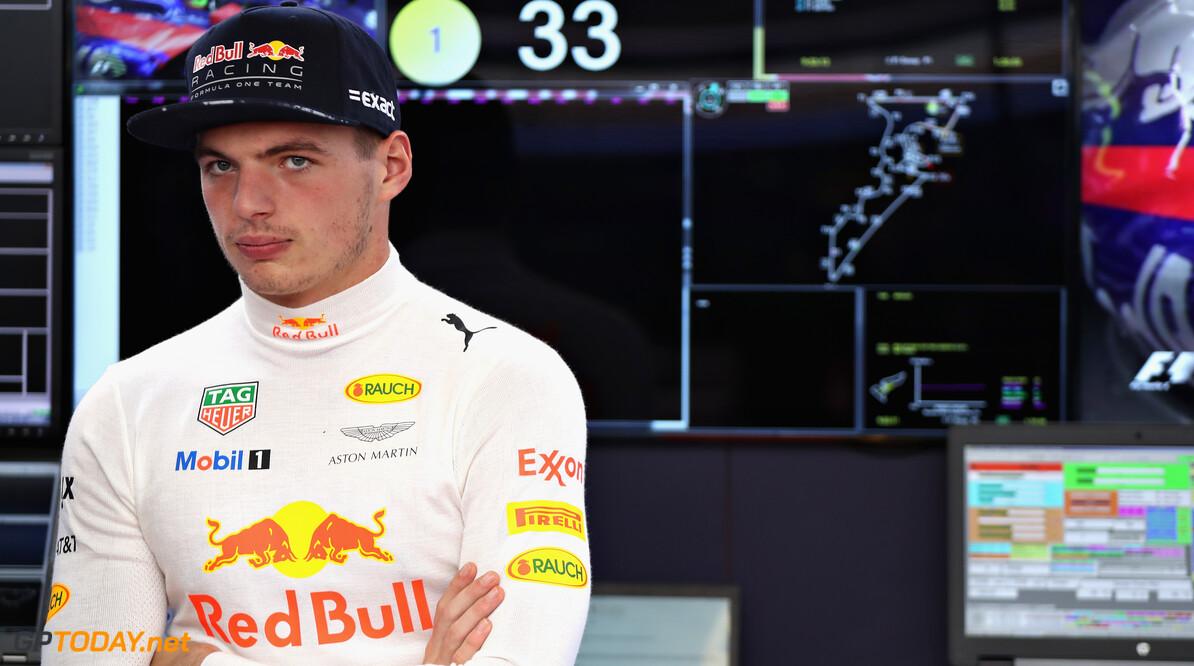 Red Bull Racing tekent geen protest aan tegen straf Max Verstappen