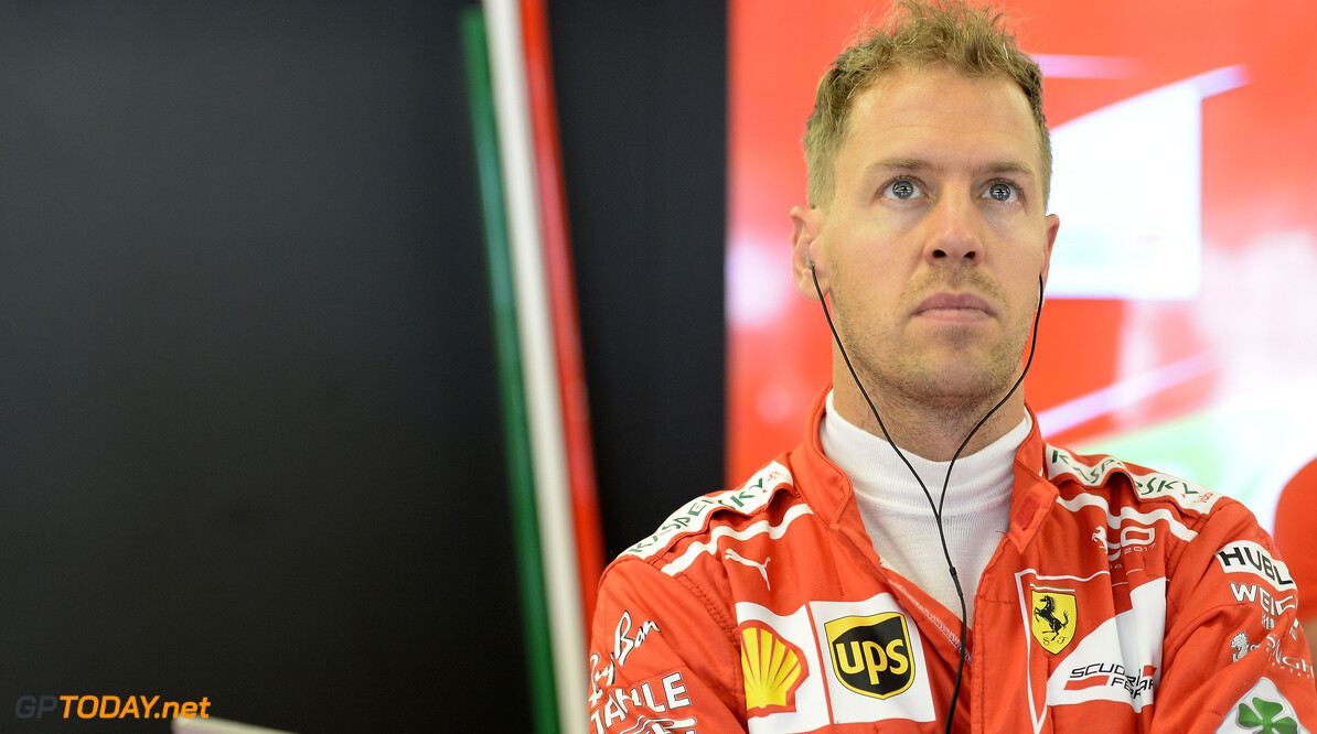 """Vettel: """"Losing second in the championship would be another disaster"""""""