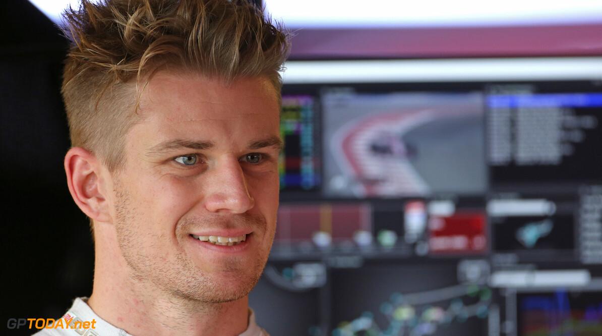 Nico Hulkenberg gives thumbs-up to three-car grid rows plan