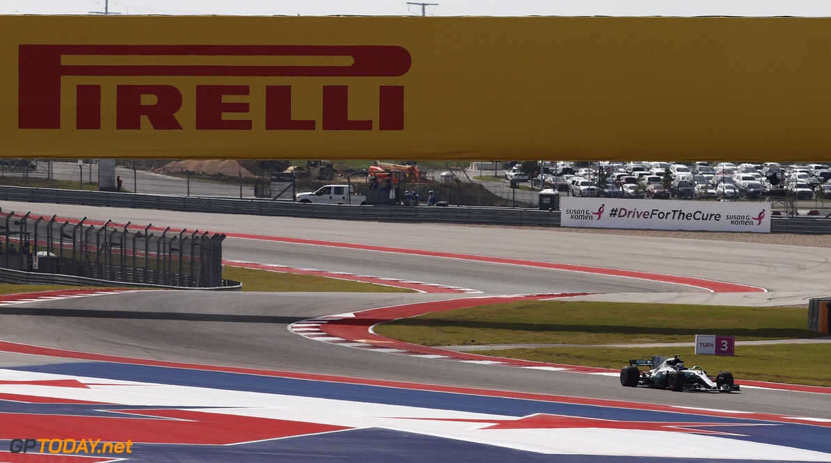 Circuit of the Americas, Austin, Texas, United States of America. Friday 20 October 2017. World Copyright: Andy Hone/LAT Images  ref: Digital Image _ONZ6415      f1 formula 1 formula one gp usa