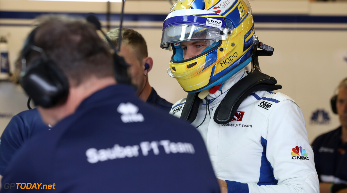 Ericsson optimistic Sauber will make further improvements in Brazil