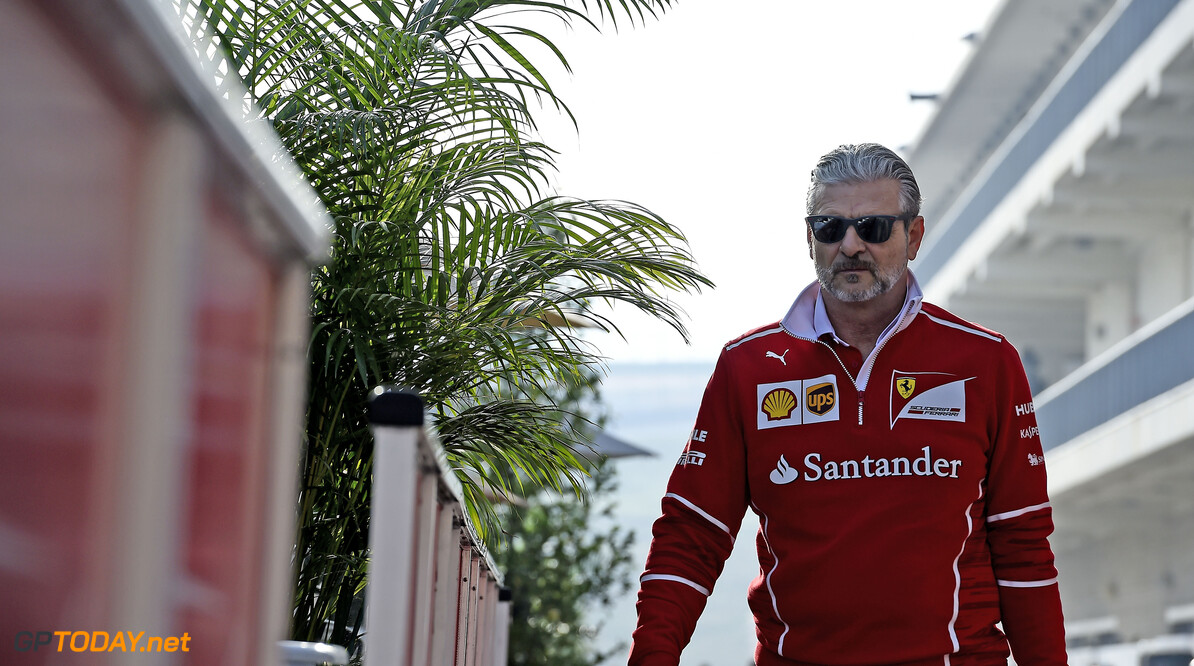 Ferrari president plays down Arrivabene axe reports