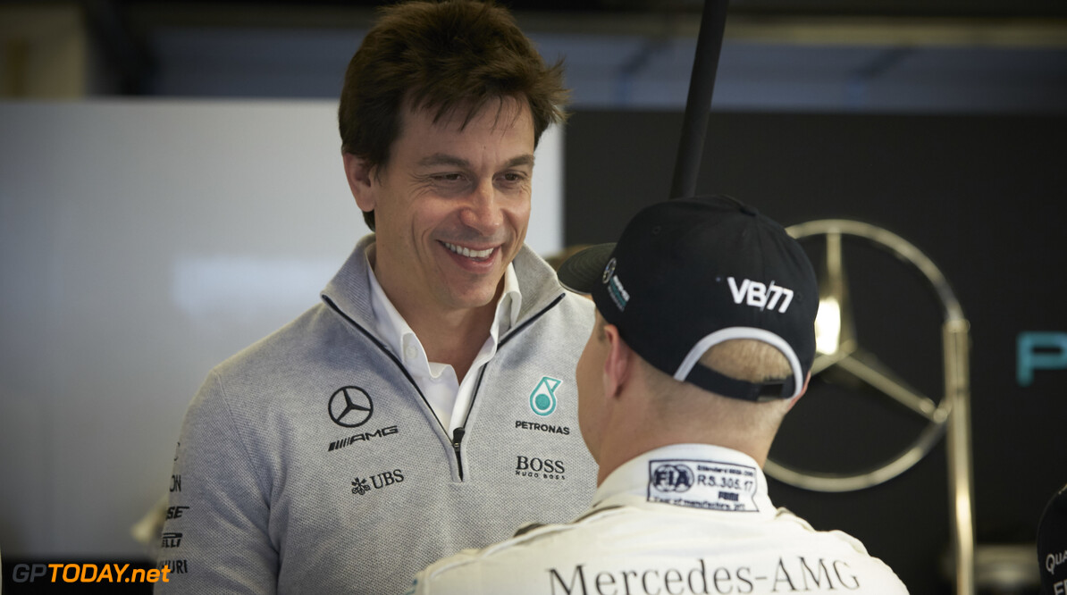 "Toto Wolff: ""Valtteri Bottas has to become a killer"""