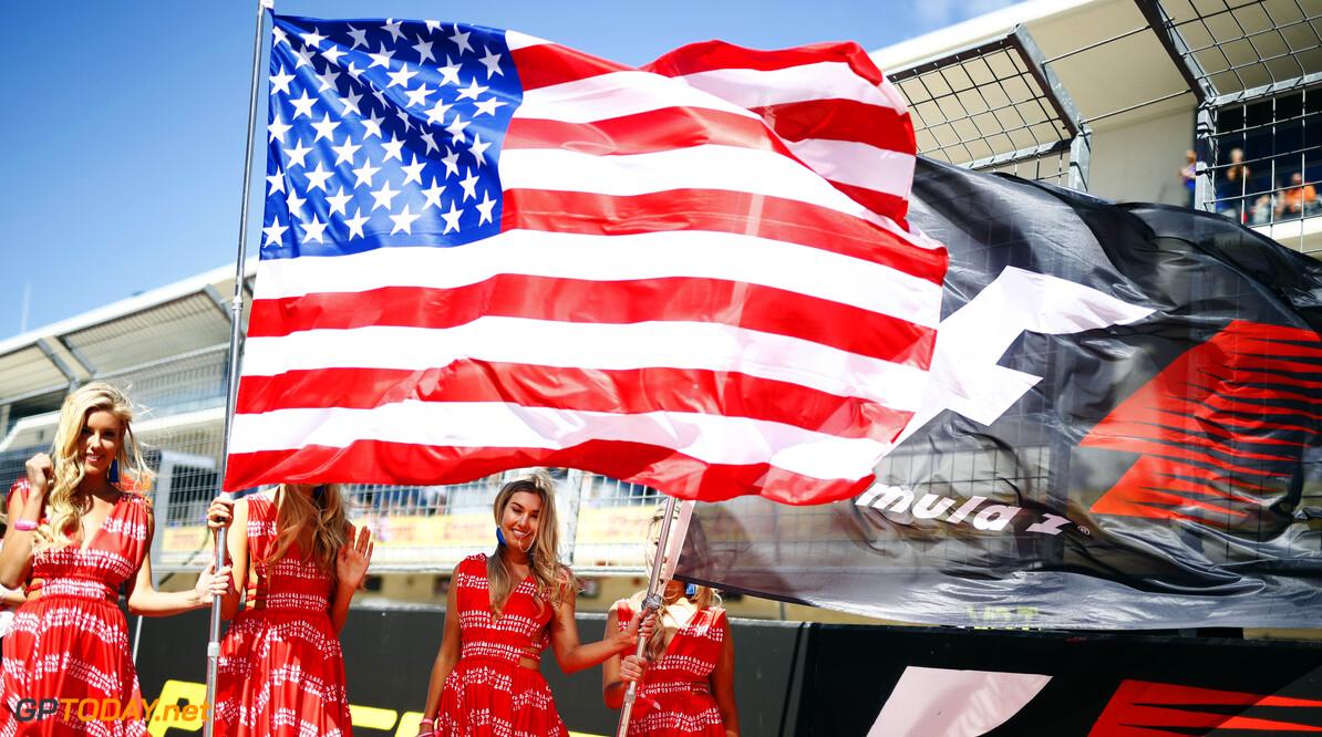 Tijdschema Grand Prix van de Verenigde Staten 2019