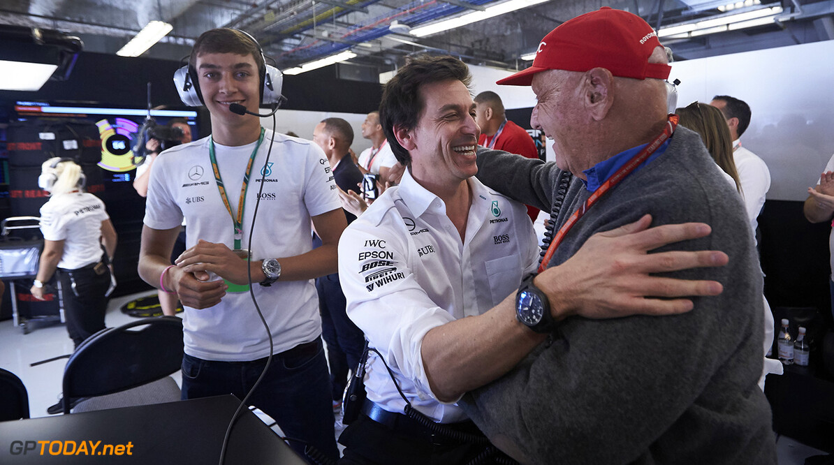 Wolff and Lauda worried about Liberty's F1 vision