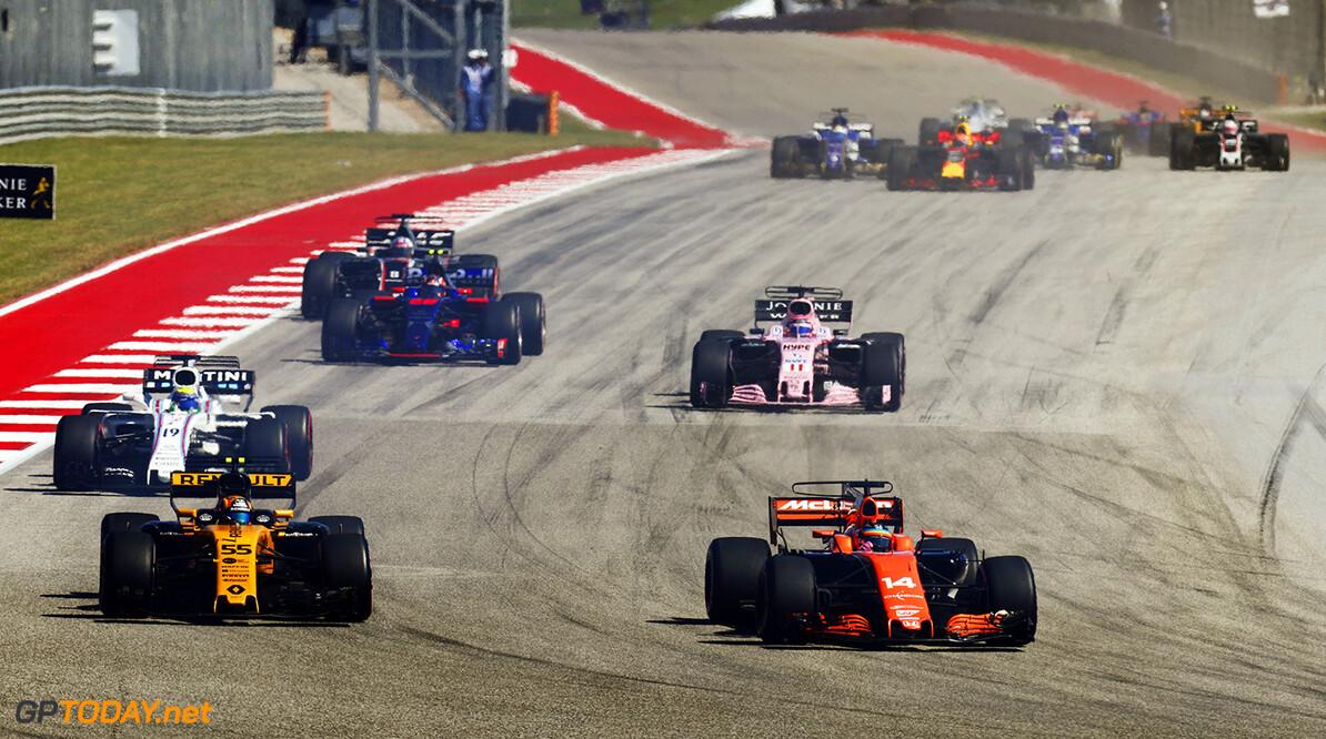 Circuit of the Americas, Austin, Texas, United States of America. Sunday 22 October 2017. World Copyright: Zak Mauger/LAT Images  ref: Digital Image _56I2533  Zak Mauger    f1, formula 1, formula one, gp, usa,  ts-live