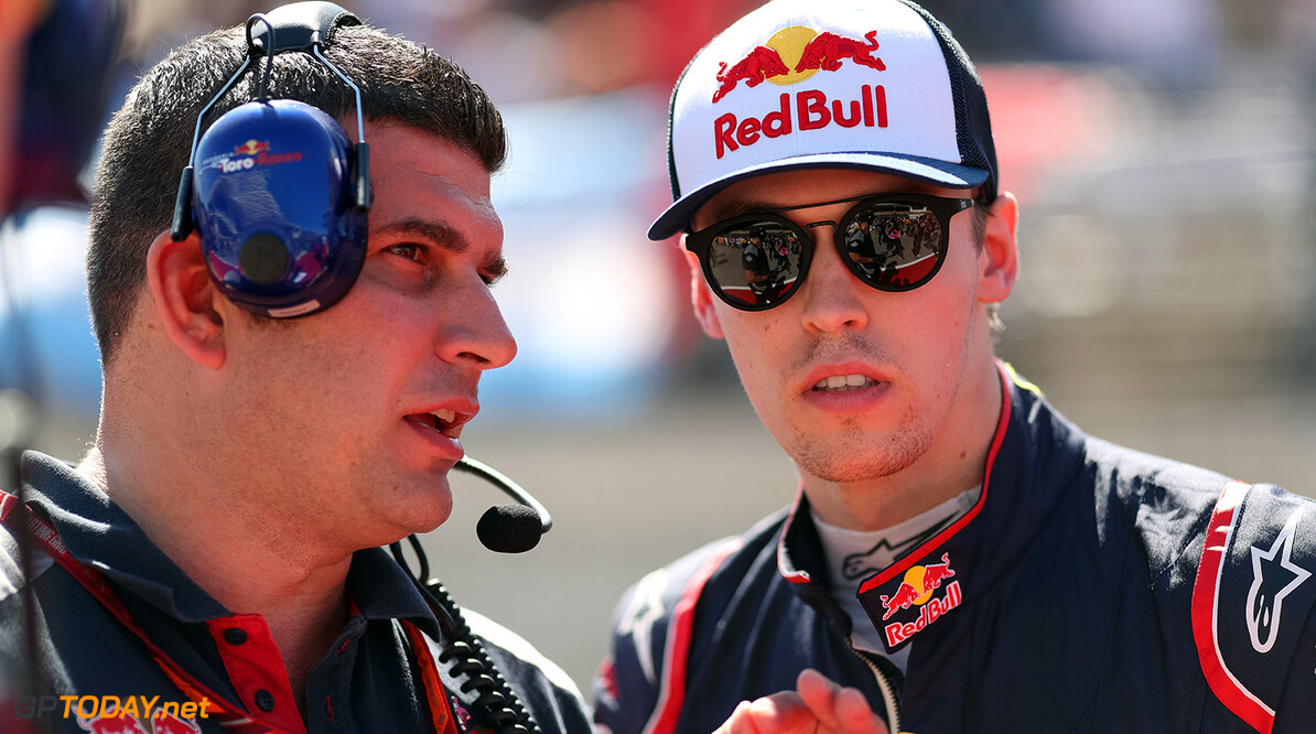 Daniil Kvyat yet to discuss his future with Marko
